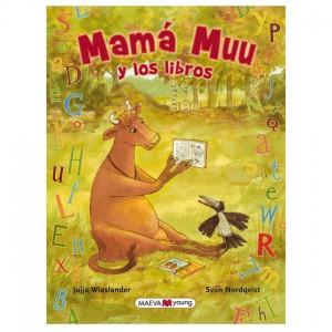 Libro: Mamá Muu y los libros