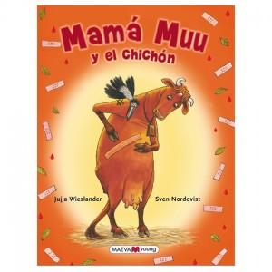 Libro: Mamá Muu y el chichón
