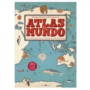 Libro:  Atlas del Mundo