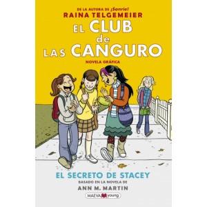 E CLUB DE LAS CANGURO/ EL SECRETO DE STACEY
