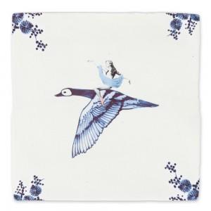 AZULEJO FREE AS A BIRD