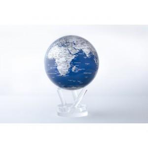 Mapa Azul & Plata