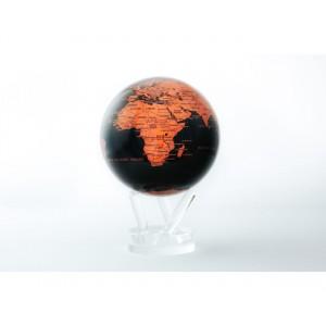 Mapa Negro & Cobre