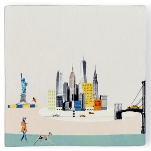 Azulejo Nueva York Despierta