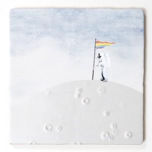 Azulejo Orgullo