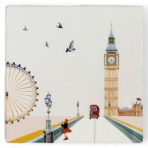Azulejo Eye de Londres