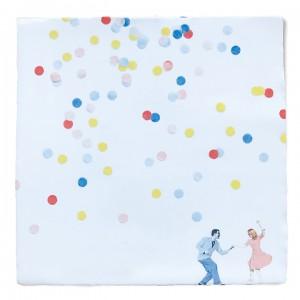 Azulejo Festín de Amor