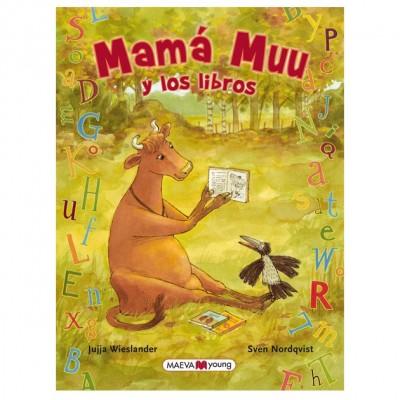 Book: Mamá Muu y los libros