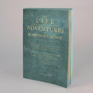 Cuaderno Robinson Crusoe