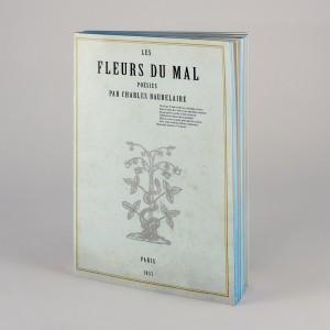 Cuaderno Les Fleurs Du Mal