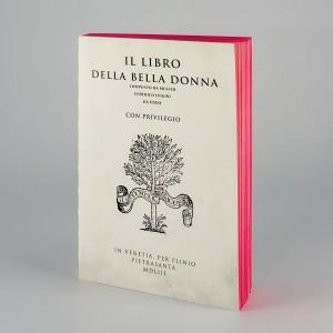 Cuaderno Il Libro Della Bella Donna