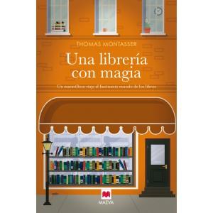 Un Librería Con Magia