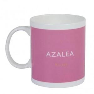 Taza De Té Rosa Azalea