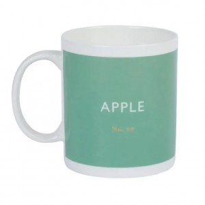 Taza De Té Verde Apple
