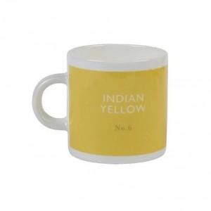 Taza De Taza Expresso Indian Yellow