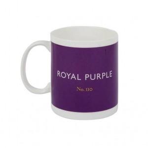 Taza De Té Royal Purple