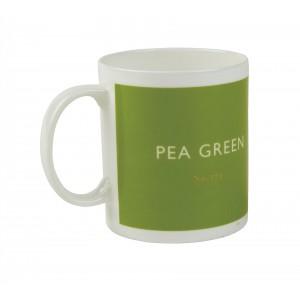 Taza De Té Pea Green