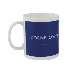 Taza De Té Azul Cornflower