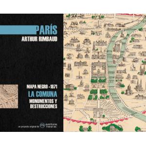 Mapa Negro de Rimbaud