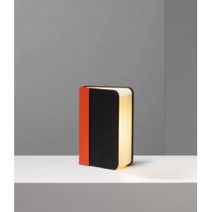Mini Lámpara Libro Naranja