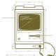Ordenador Macintosh 128 K