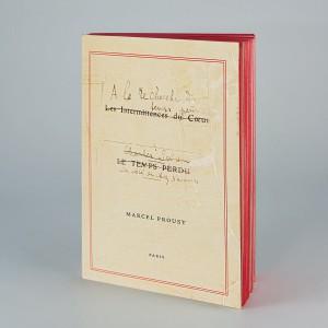 Cuaderno À La Recherche Du Temps Perdu