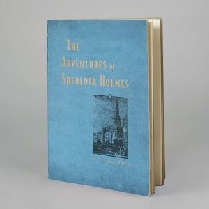 Cuaderno Sherlock Holmes