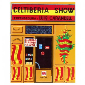 Book: Celtiberia Show