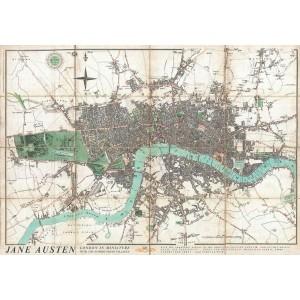 Londres en las novelas de Jane Austen