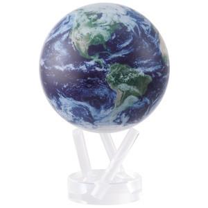 Mapa satélite mediano