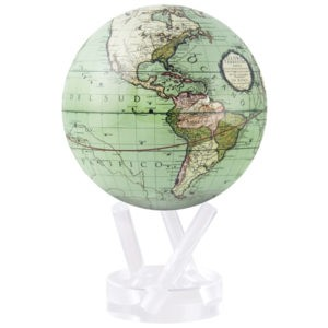 mapa satélite