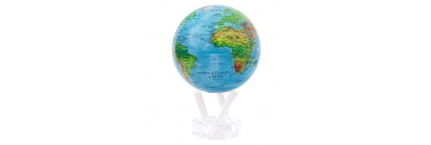 medium worl globe
