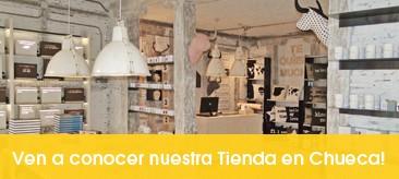 Tienda de decoración de hogar en Madrid, Chueca